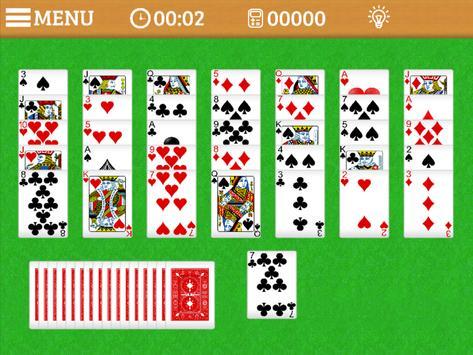 Golf Solitaire Multi screenshot 9