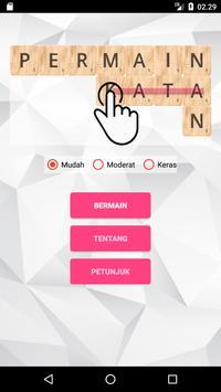 Indonesian Permainan Kata Poster