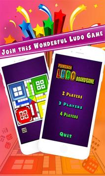 Permainan Ludo Fun Board Game poster