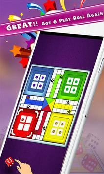 Permainan Ludo Fun Board Game apk screenshot