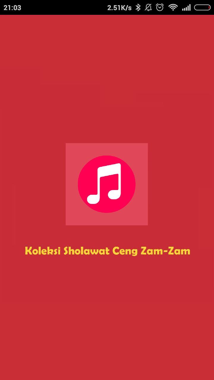 Koleksi Sholawat Ceng Zam Zam For Android Apk Download