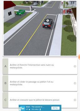 Québec Permis de Conduire screenshot 6