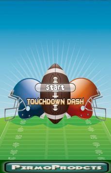 Touchdown Dash poster