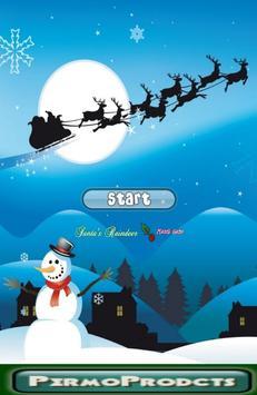 Santas Reindeer Match poster