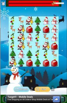 Santas Reindeer Match screenshot 1