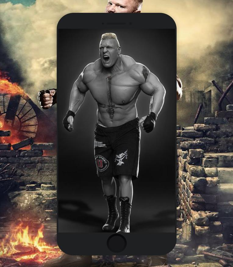 22+ Brock Lesnar Wallpapers