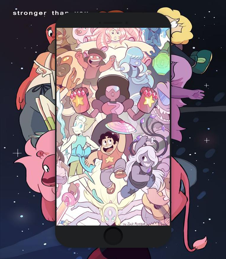 Hd Steven Universe Wallpaper For Android Apk Download