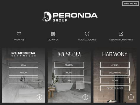 Peronda App poster