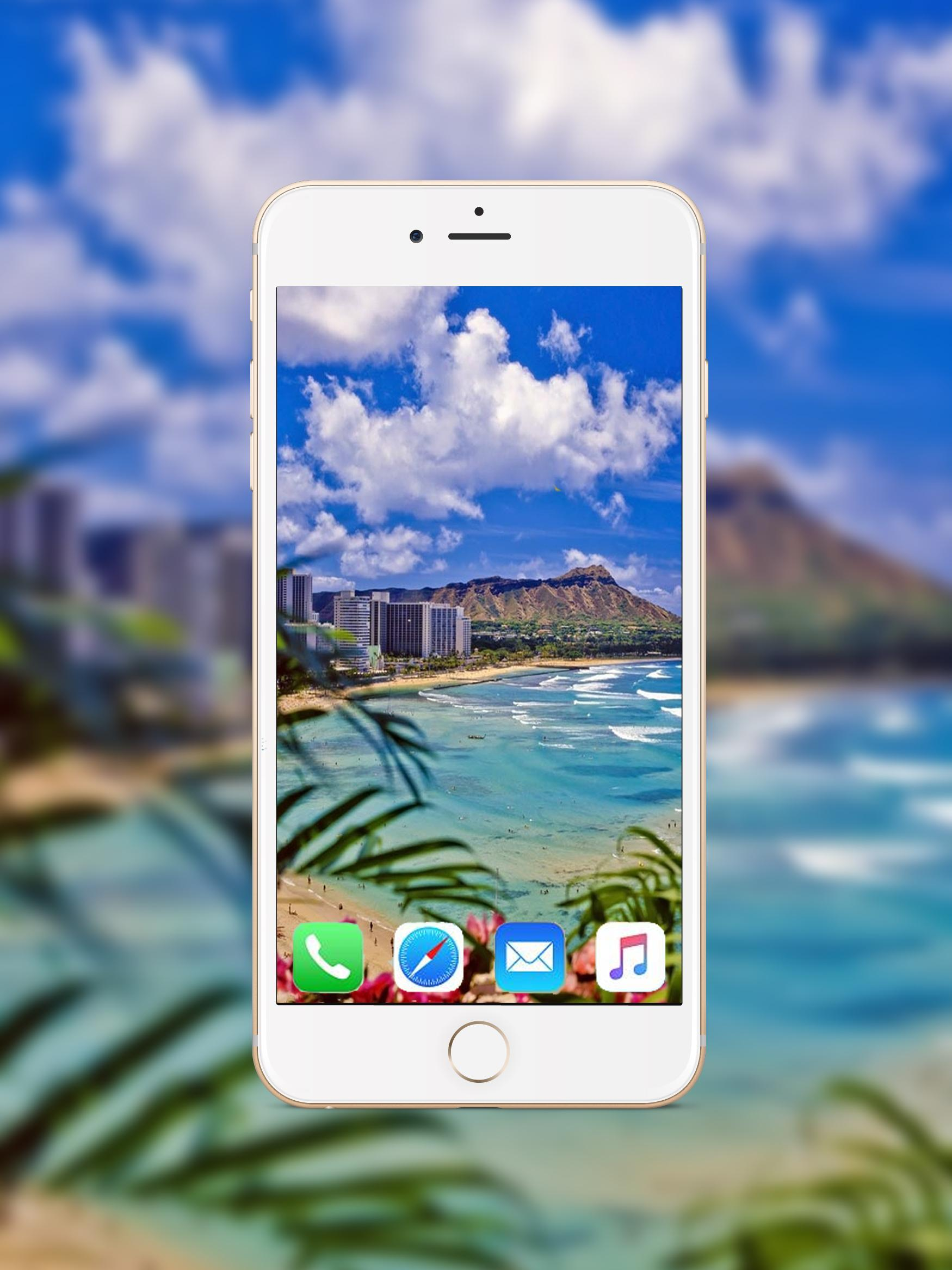 Hawaii Wallpaper Hd For Android Apk Download