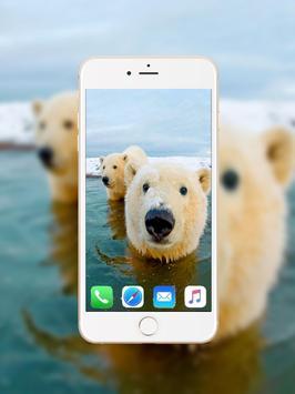 Polar Bear Wallpaper screenshot 3