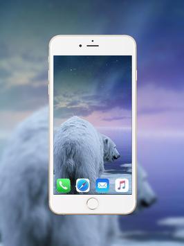 Polar Bear Wallpaper screenshot 4