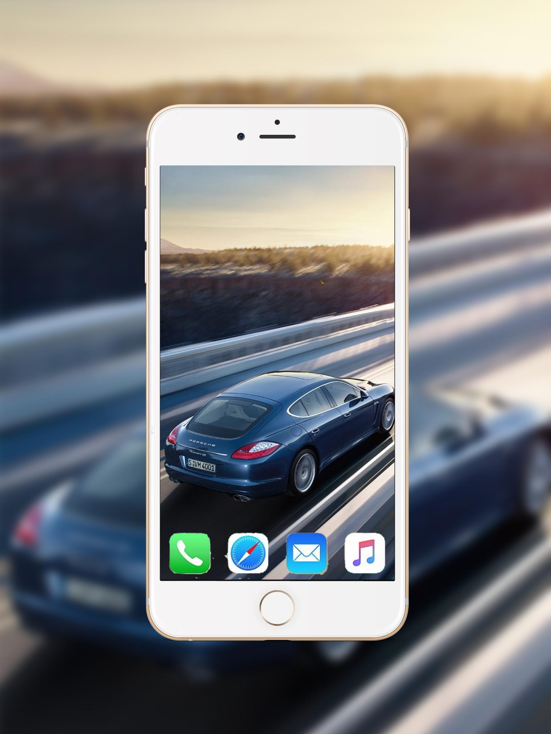 Porsche Panamera Wallpaper For Android Apk Download
