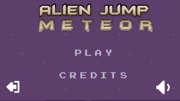 Alien Jump poster
