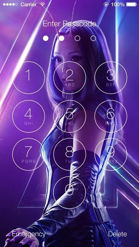 ... Avengers Infinity War Lock Screen Wallpapers HD screenshot 13 ...