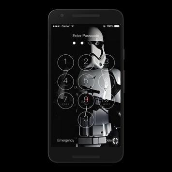 Star Wars Lock Screen Wallpaper Apk Screenshot