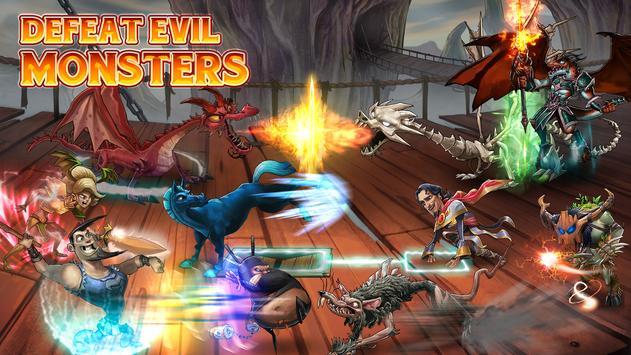 DragonSoul - Online RPG poster