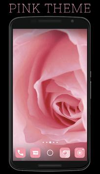 Pink Theme apk screenshot
