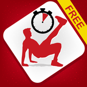 Short Random Workout Free HIIT icon
