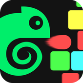 On Chameleon icon