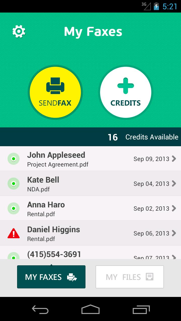 Fax Pro - Send & Receive Faxes for Android - APK Download