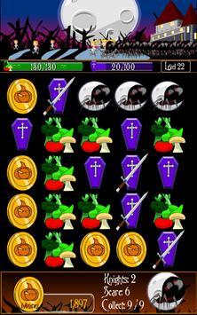 Villagers Vs. Vampire Free apk screenshot