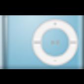 DroidPod Shuffle Blue icon
