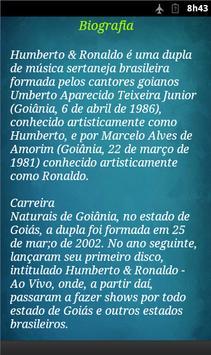 Humberto e Ronaldo poster