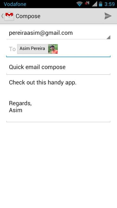 quick email compose apk download free communication app for