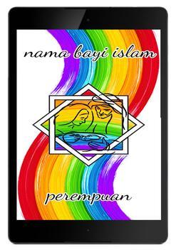 Nama Bayi Perempuan Islami screenshot 8