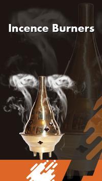 Incence Burners poster
