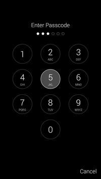 An Apple Lock Screen apk screenshot