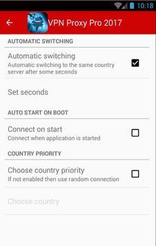 free vpn proxy apk screenshot
