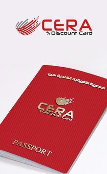 Cera Card poster