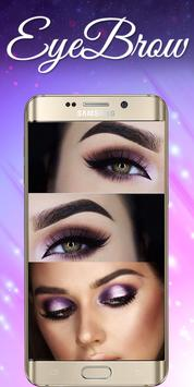 Eyebrow - Makeup Photo screenshot 12