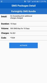 All Zong Packages Free screenshot 2