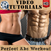 Perfect Abs Workout Videos icon