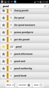 Fast Dictionary screenshot 3