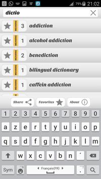 Fast Dictionary screenshot 2