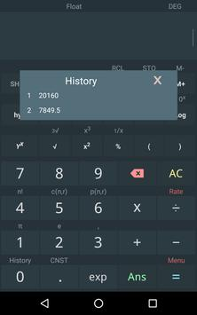 Scientific Calculator screenshot 13