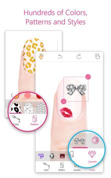 YouCam Nails - Manicure Salon for Custom Nail Art poster