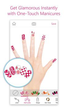 YouCam Nails - Manicure Salon for Custom Nail Art apk screenshot