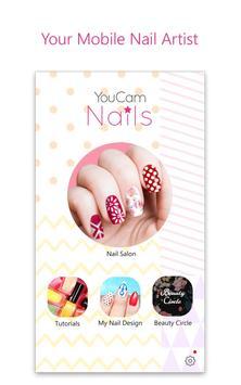 YouCam Nails - Manicure Salon for Custom Nail Art apk screenshot