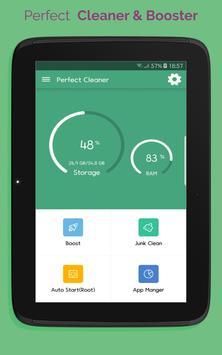 Perfect Cleaner, Boost & Clean screenshot 6