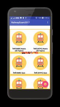 NTPC Railway Exam 2019 screenshot 1