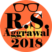 R_S_Aggrawal_2018 for All Exams icon