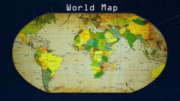 World map offline for android apk download world map offline captura de pantalla 11 gumiabroncs Image collections