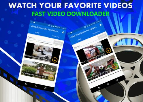 Downloader For Dailymotion poster