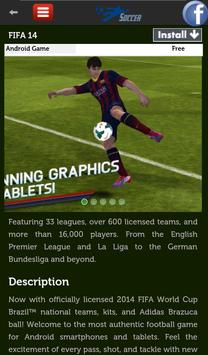 Soccer or Football Games apk screenshot