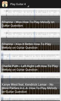 How to play guitar screenshot 5