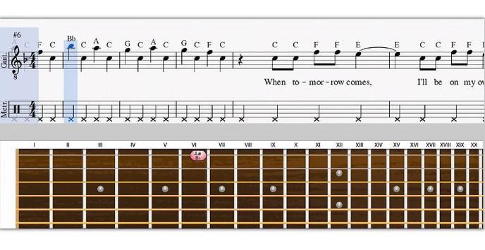How to play guitar screenshot 6